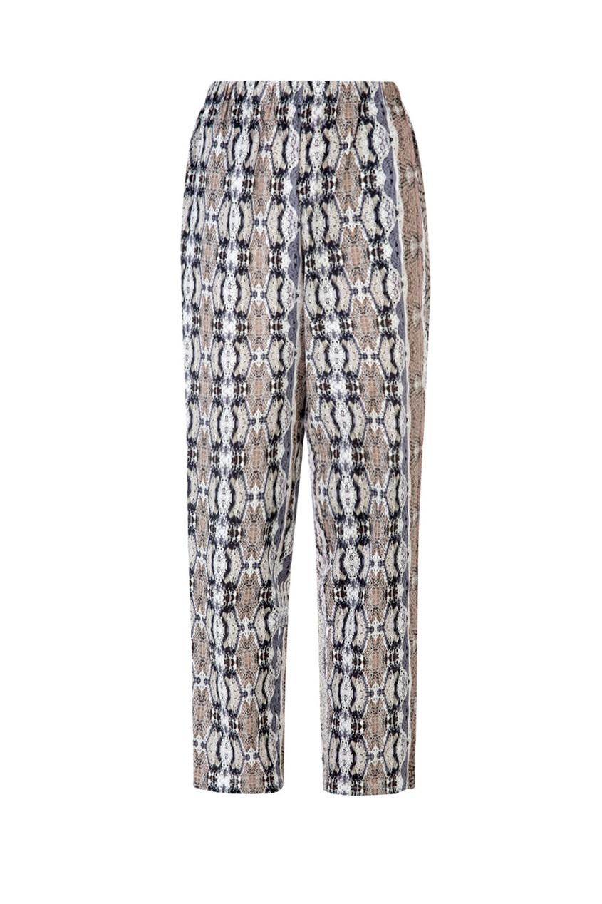 Хлопковый пижамный костюм