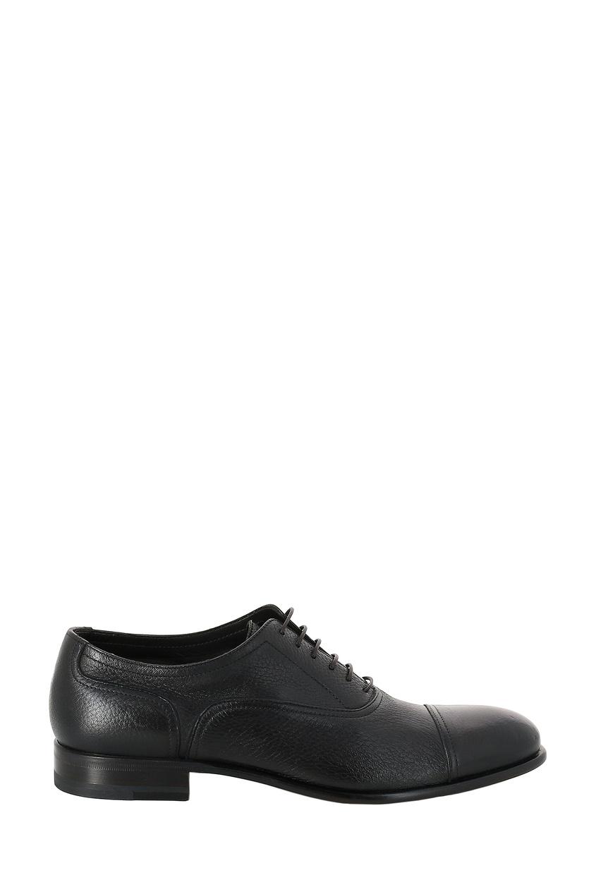 мужские туфли-оксфорды moreschi, коричневые