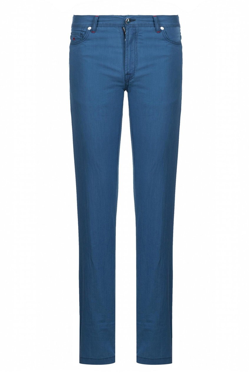 мужские брюки marco pescarolo, синие