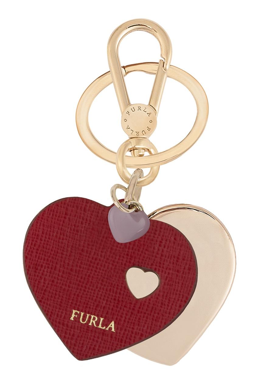 Брелок в виде сердец Venus Furla