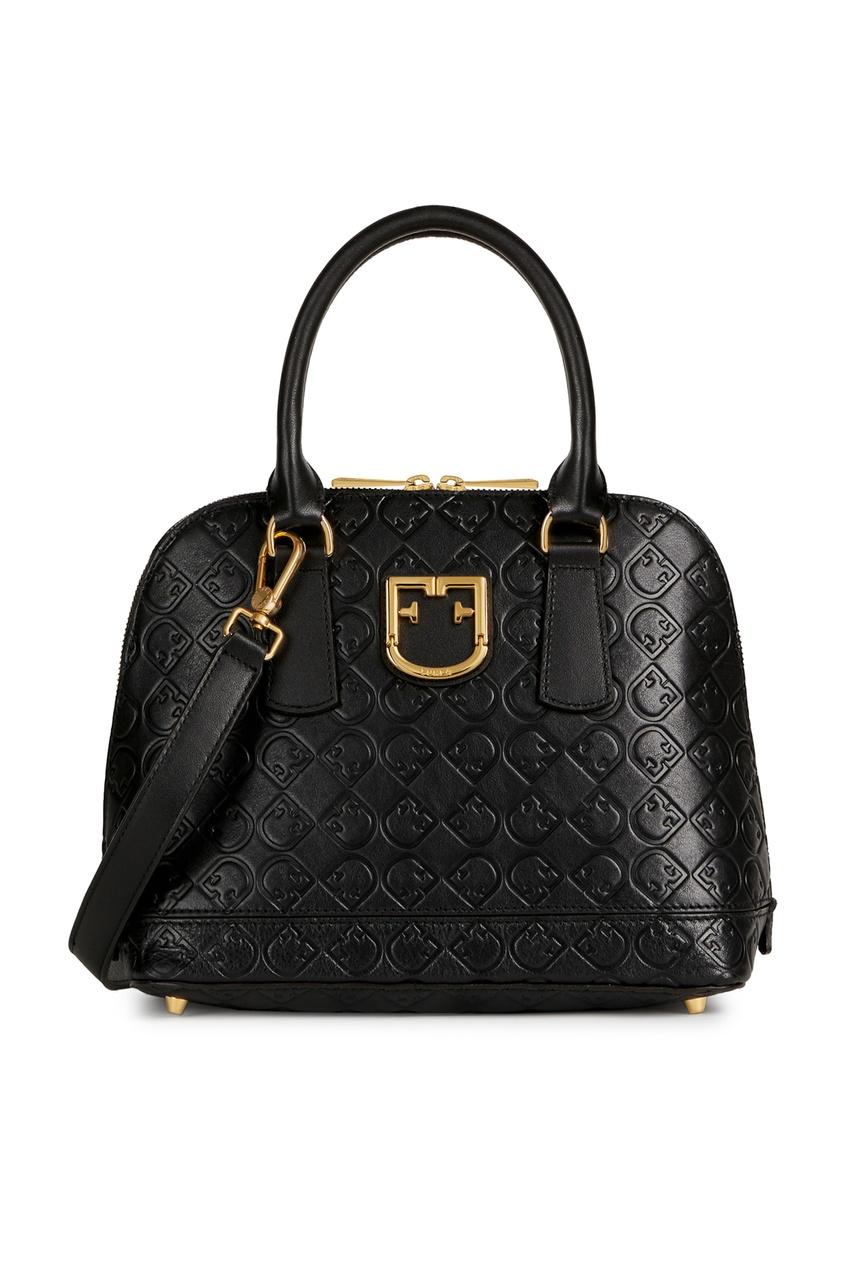 Небольшая черная сумка Fantastica, Черный, Небольшая черная сумка Fantastica