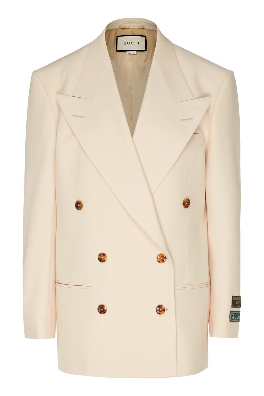 женский пиджак gucci