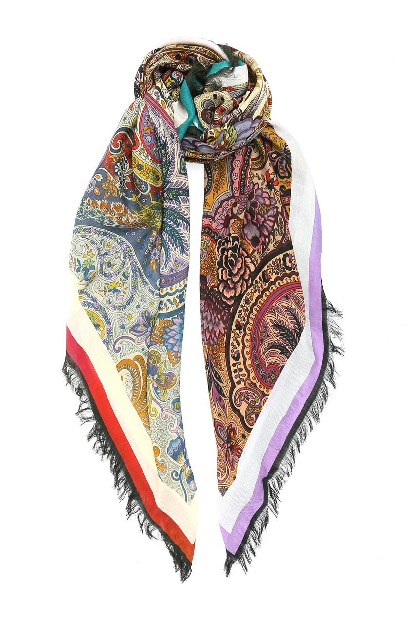 женский платок etro