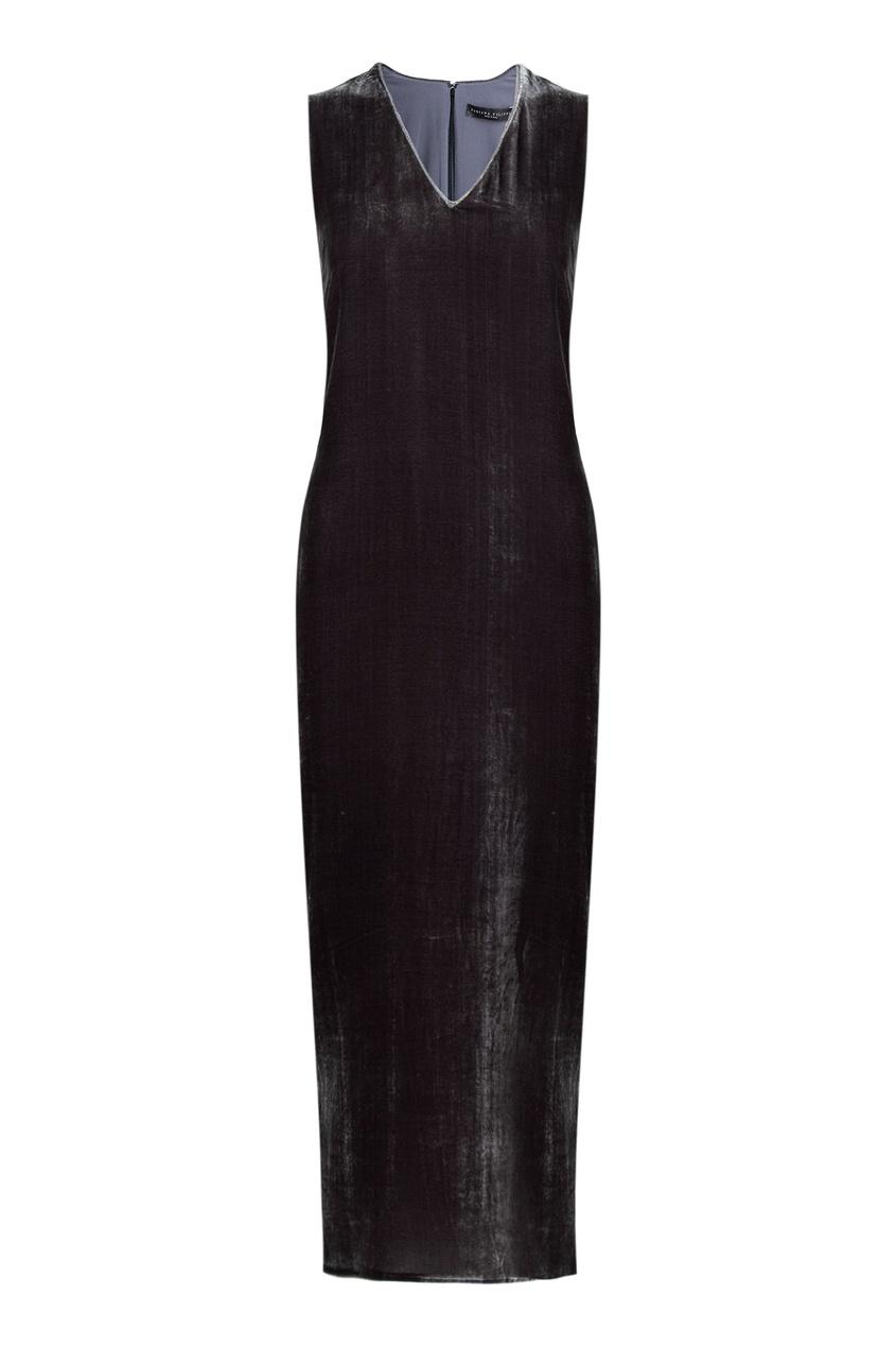 женское платье fabiana filippi, черное