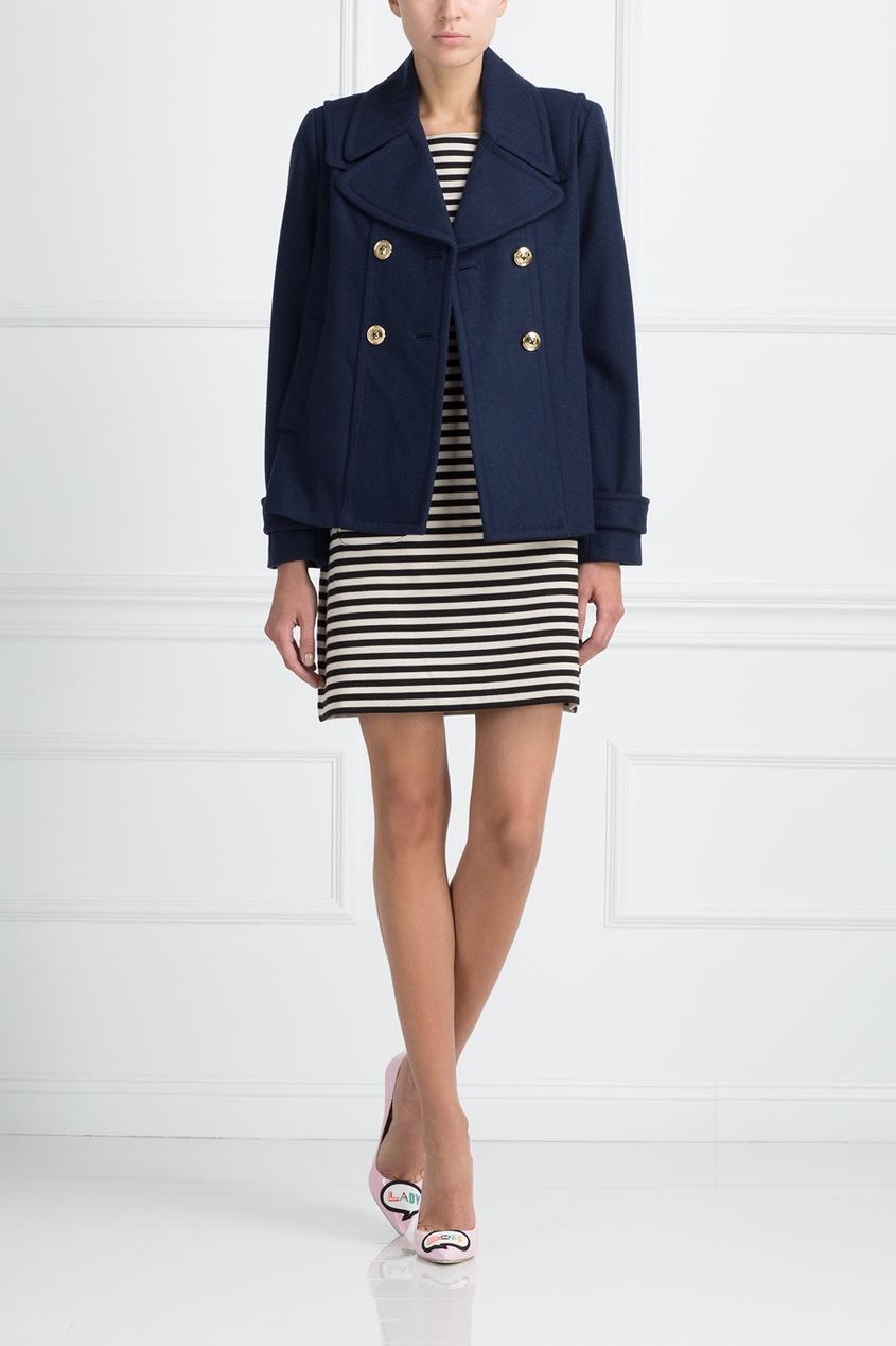 Juicy Couture Шерстяное пальто