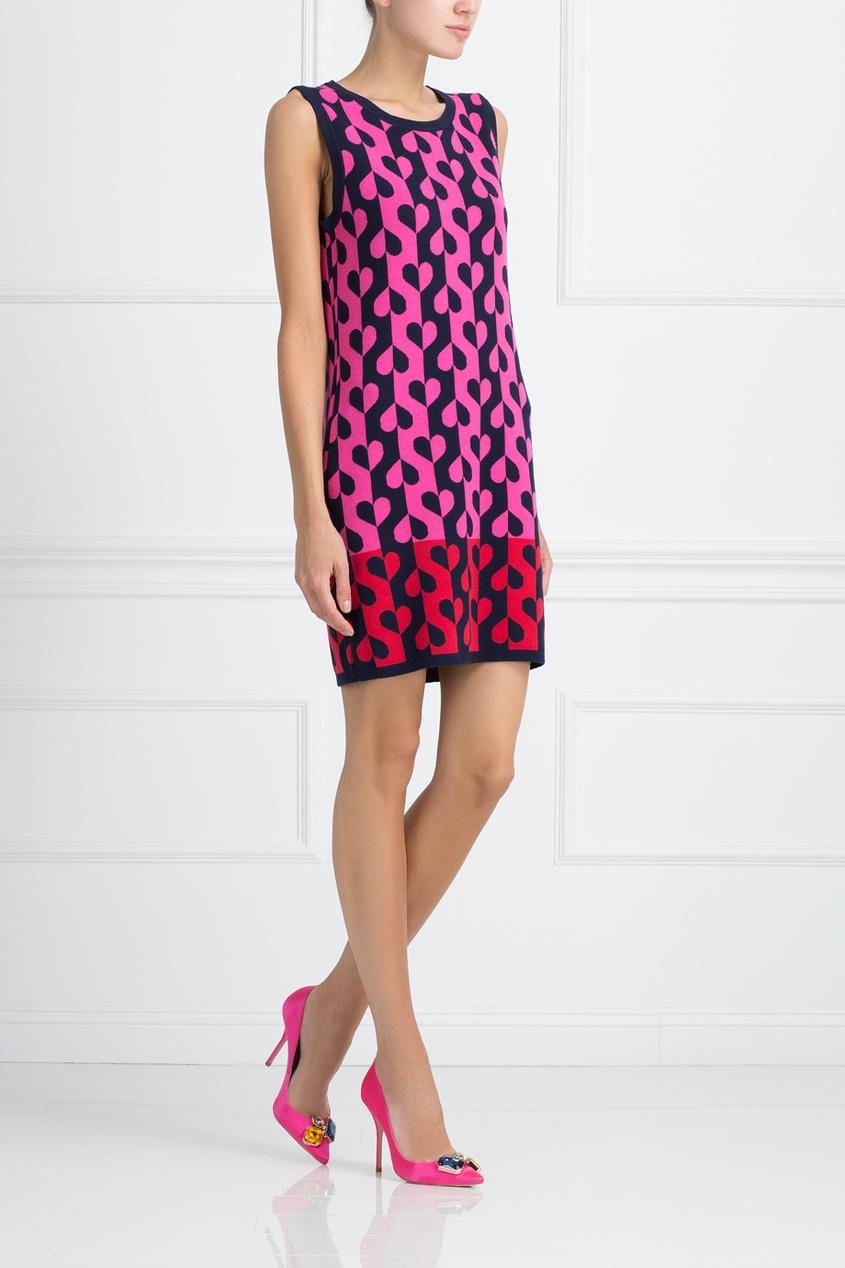 Juicy Couture Платье из шерсти и хлопка