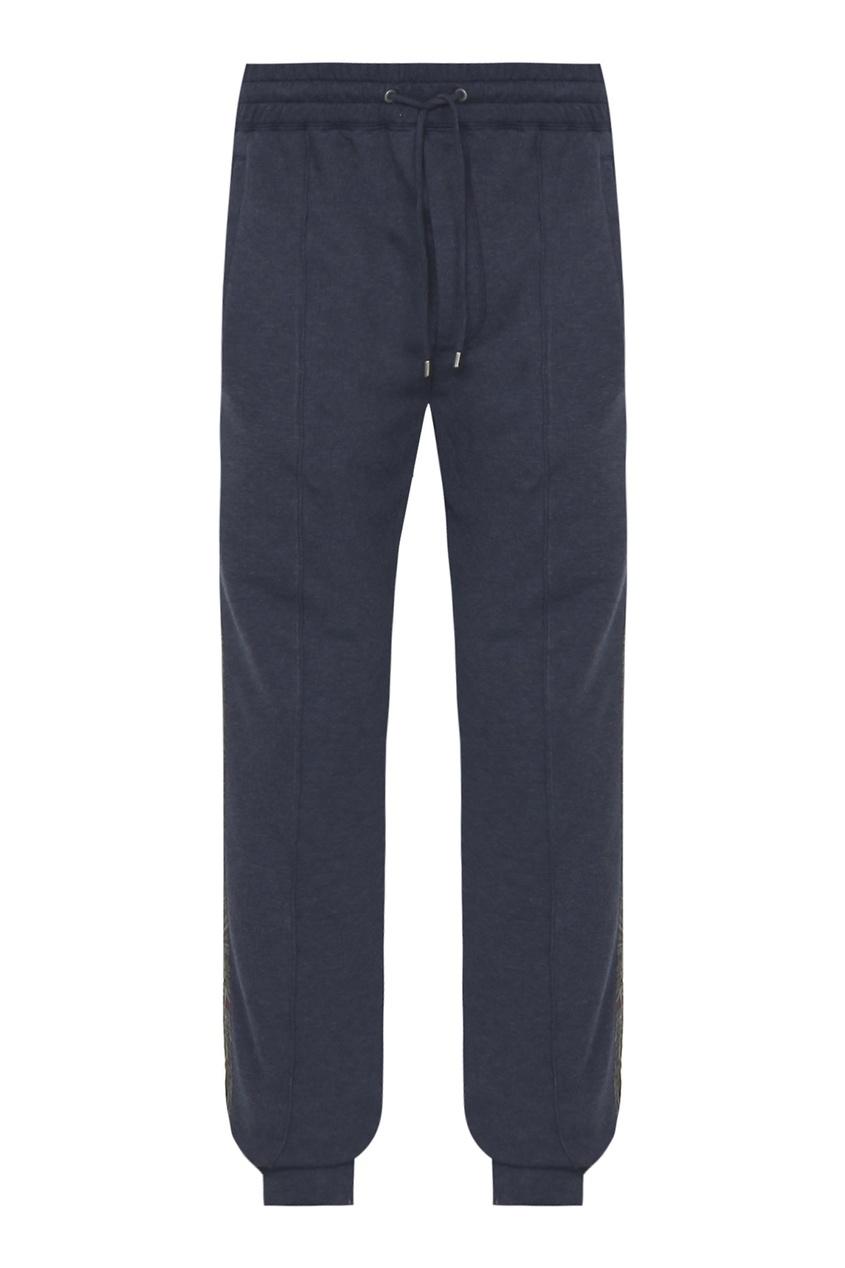 мужские брюки etro, синие