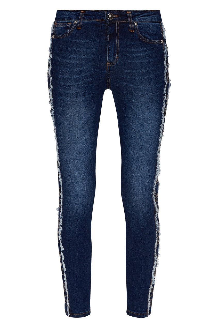 женские джинсы john richmond, голубые