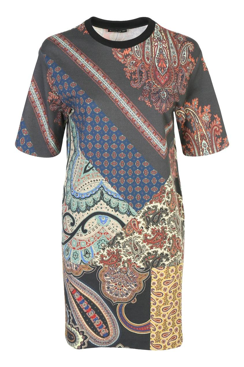 женское платье etro