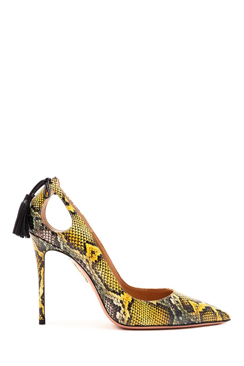 Туфли из змеиной кожи Forever Marilyn 105