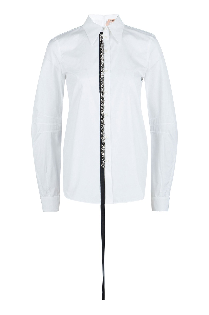 женская блузка no.21, белая