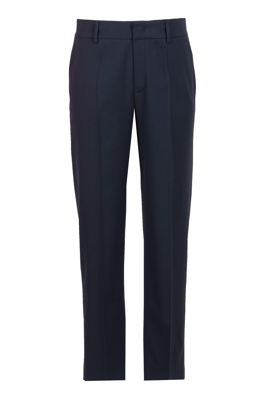 женские брюки red valentino, синие