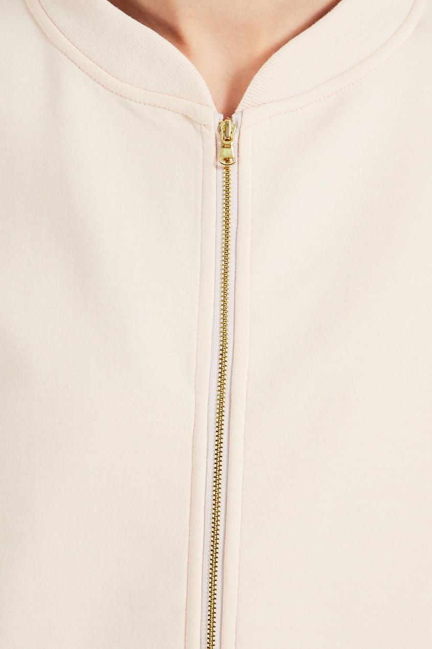 женская олимпийка varley, розовая