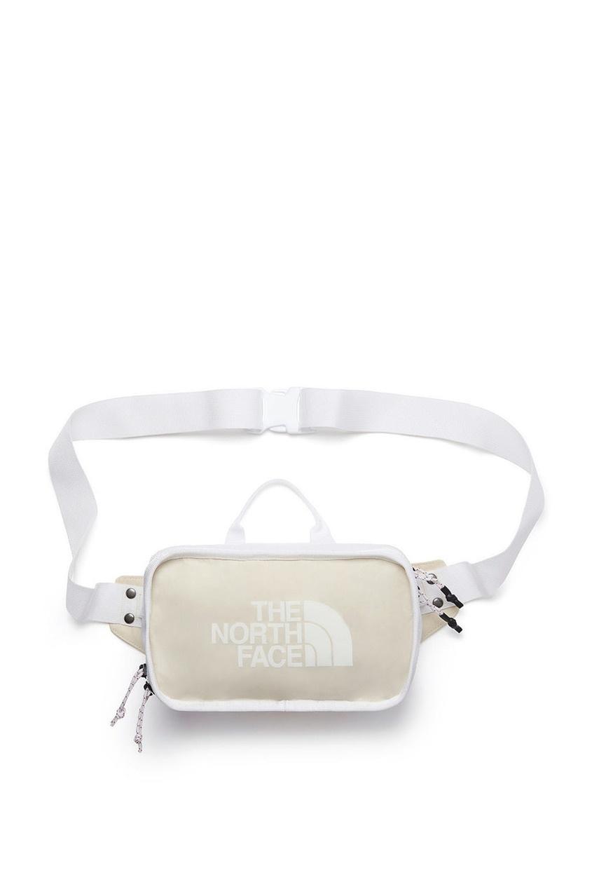 мужская поясные сумка the north face, белая