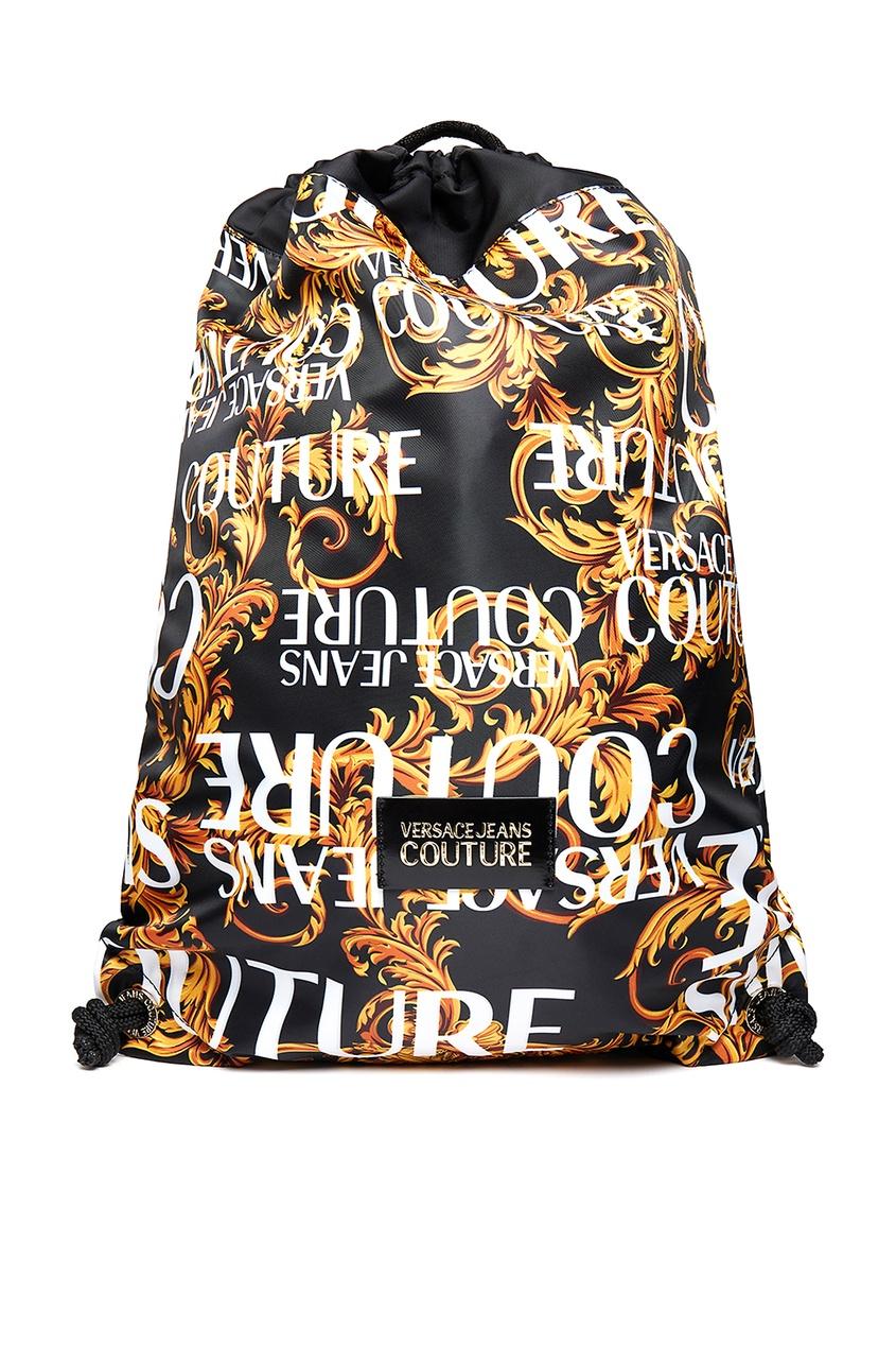 мужской рюкзак versace