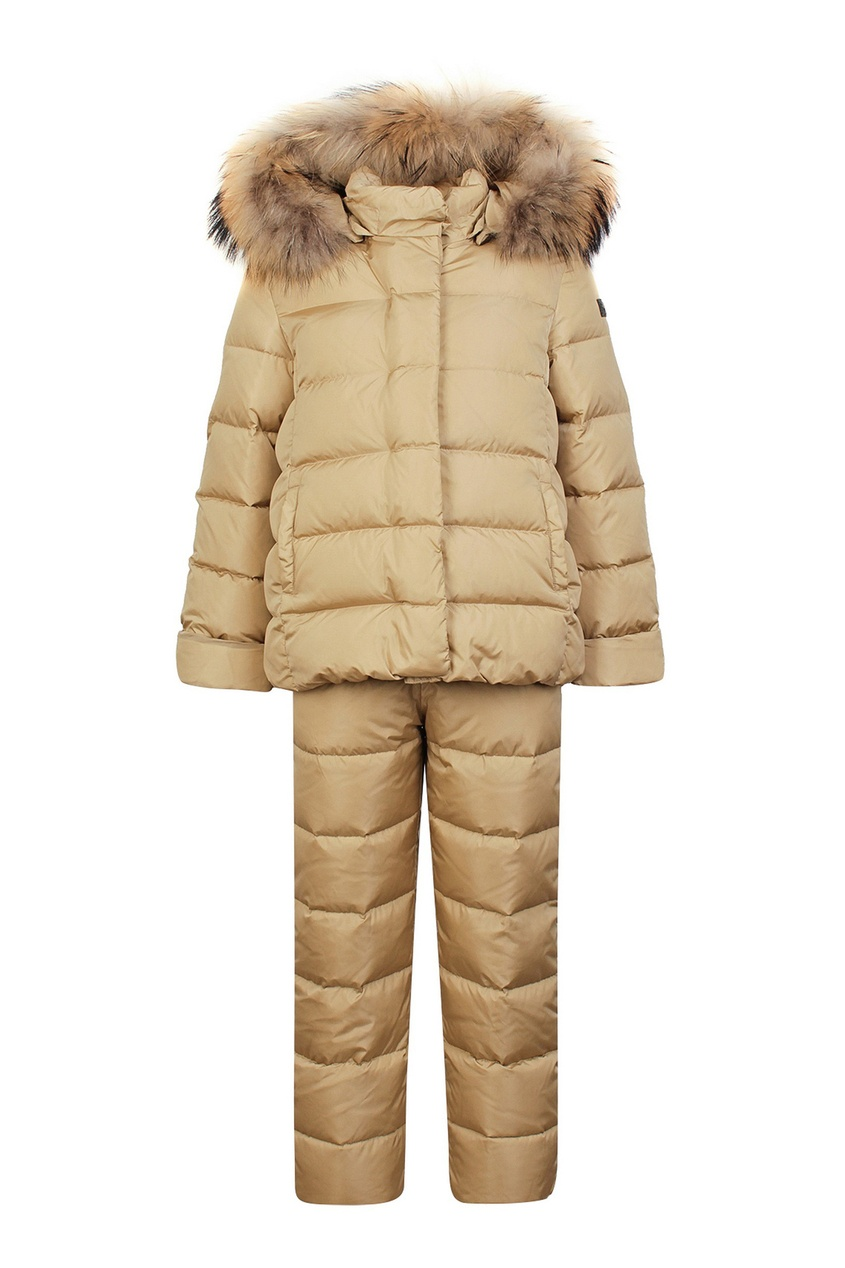 Комплект из куртки и комбинезона от Il Gufo