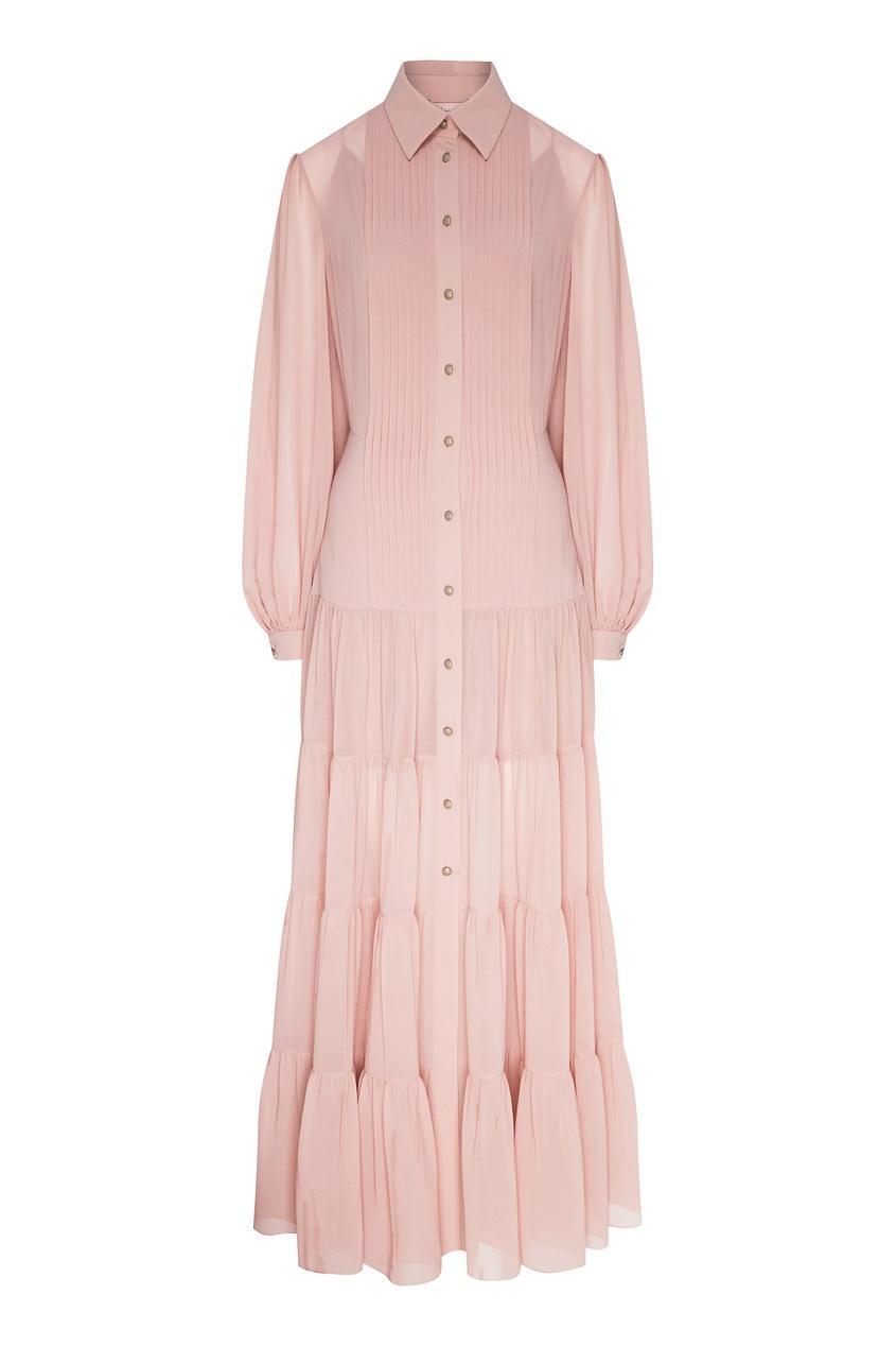 женское платье yana dress, серое