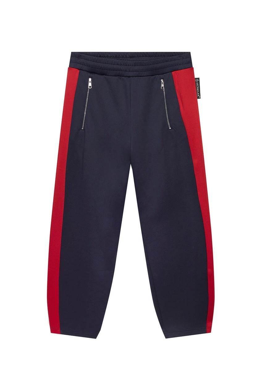 мужские брюки moncler, синие