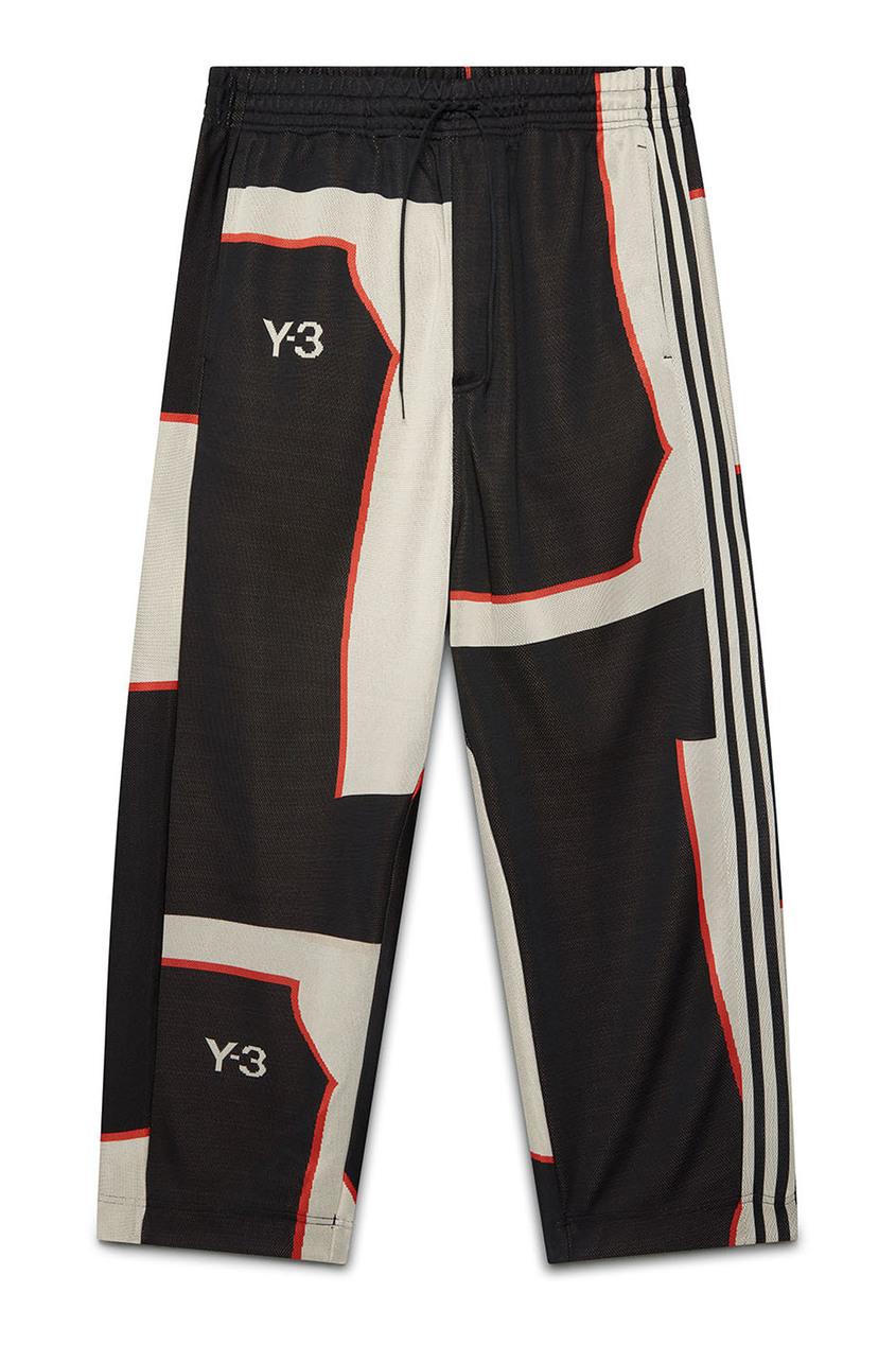мужские брюки y-3, черные