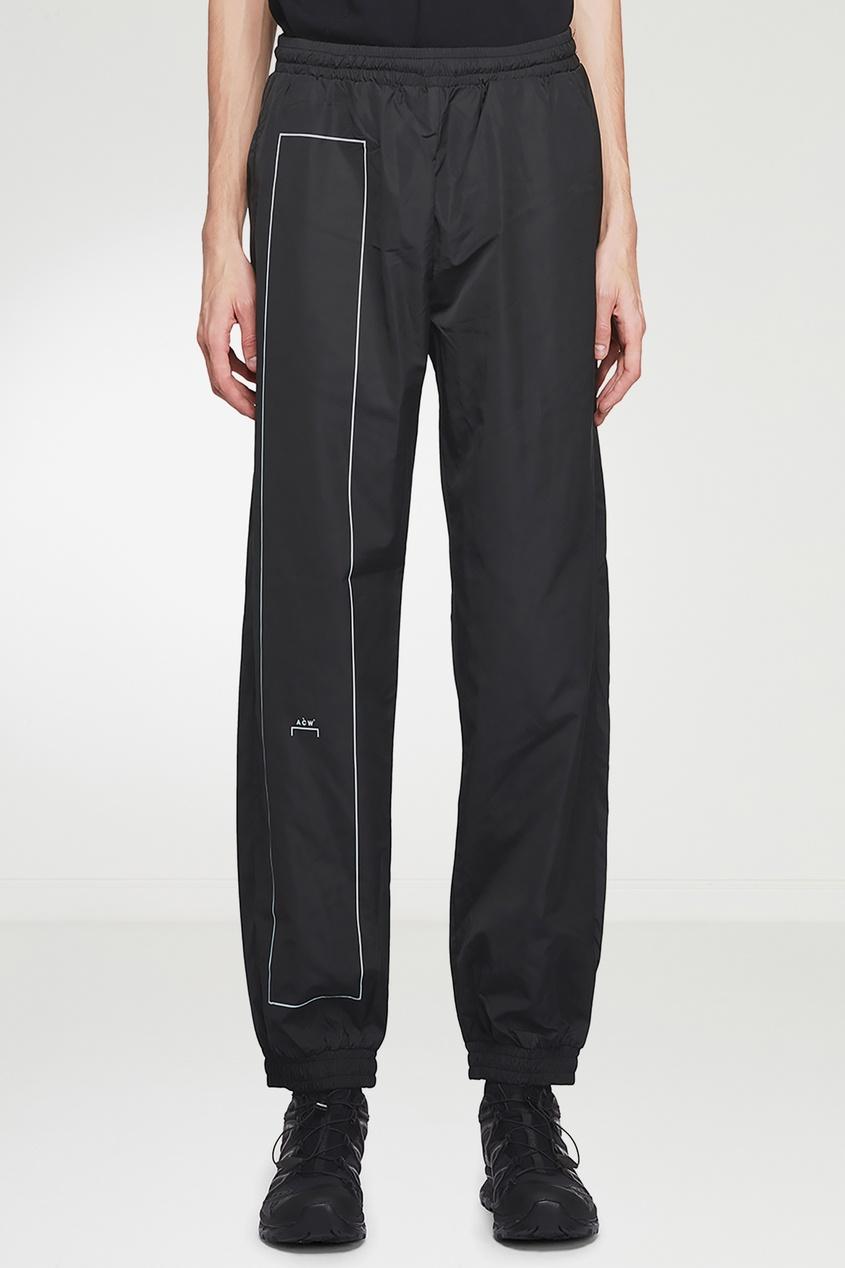 мужские брюки джоггеры a-cold-wall*, черные