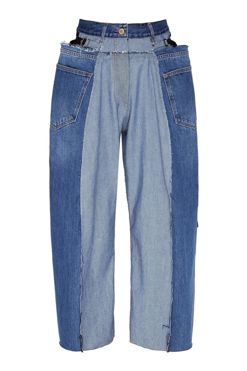 женские джинсы litkovskaya, синие