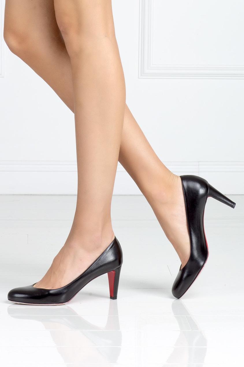 Кожаные туфли Fififa 70