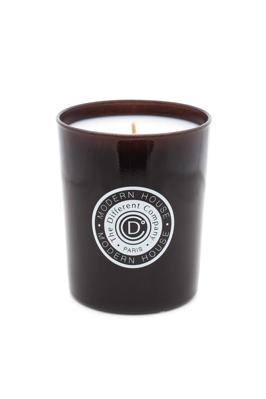 Ароматическая свеча Leather The Modern House 190г
