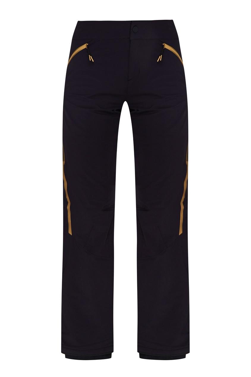 женские сноубордические брюки roxy, черные