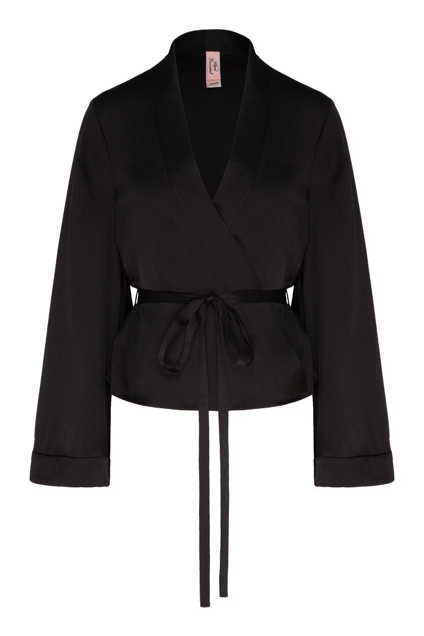 женская пижама agent provocateur, черная