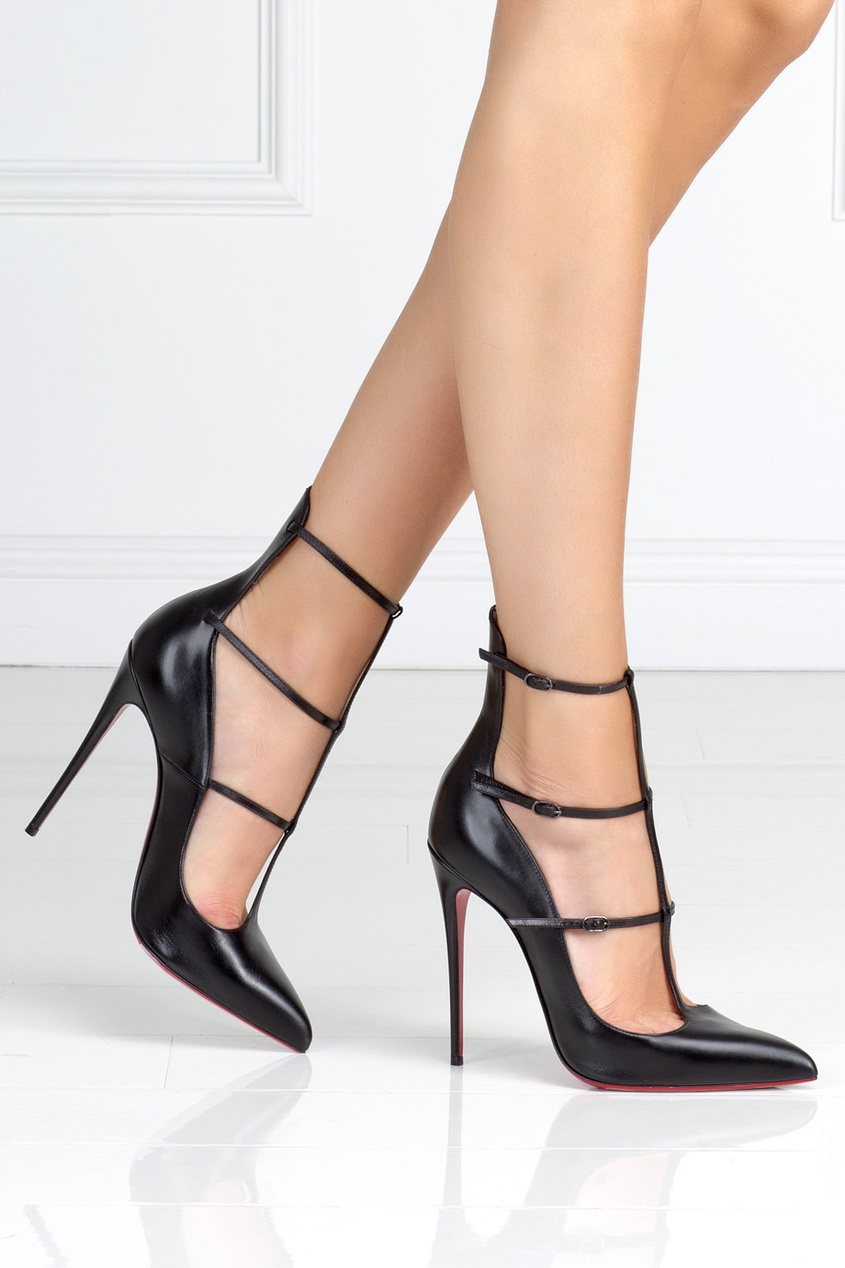 Кожаные туфли Toerless Muse 120