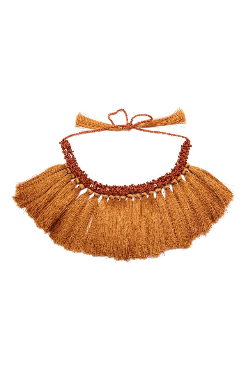 Ожерелье с кистями от Johanna Ortiz