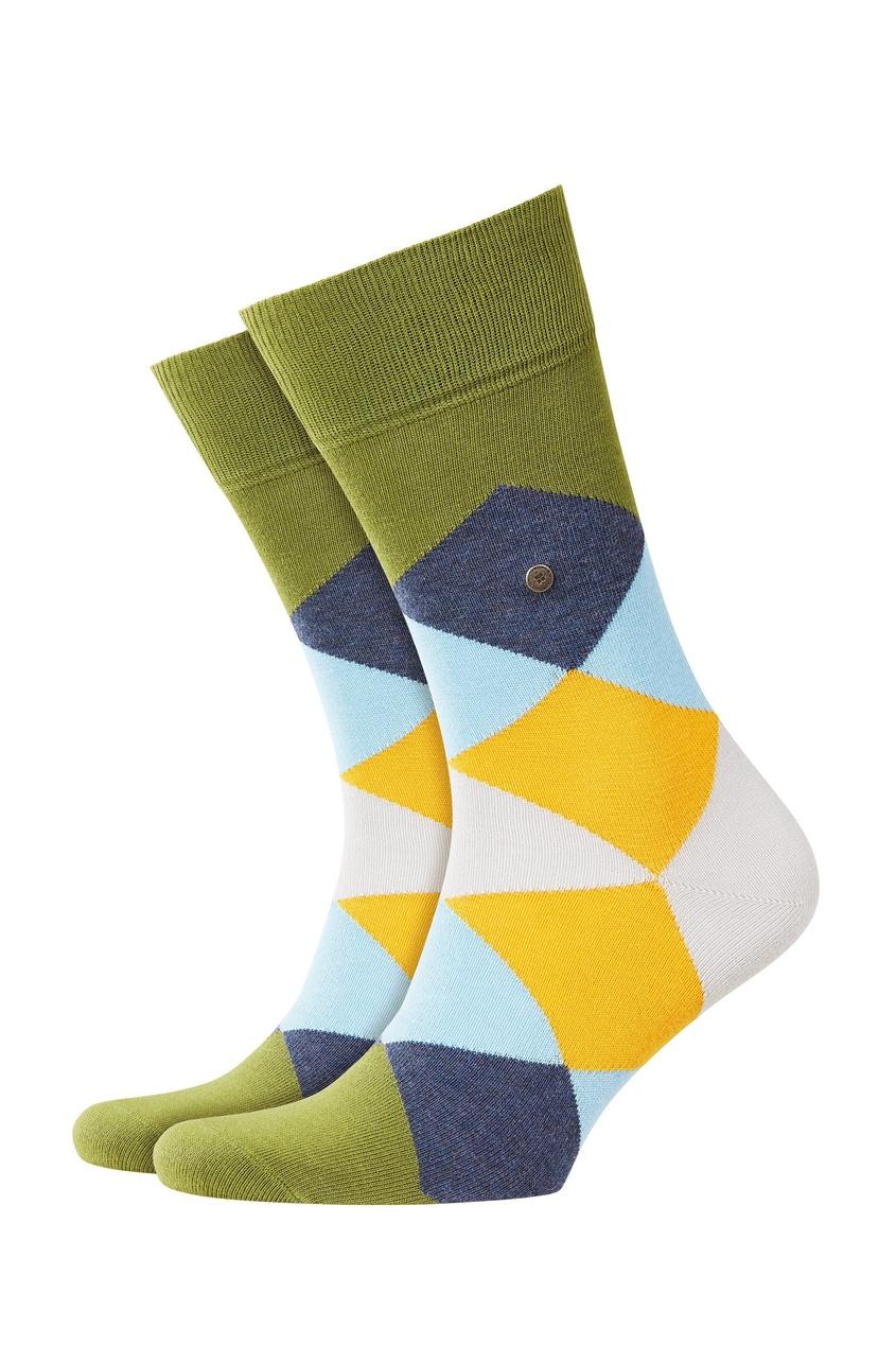 мужские носки burlington, хаки