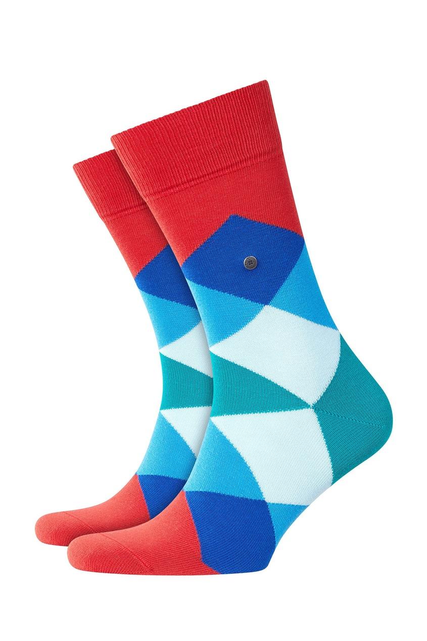 мужские носки burlington, красные
