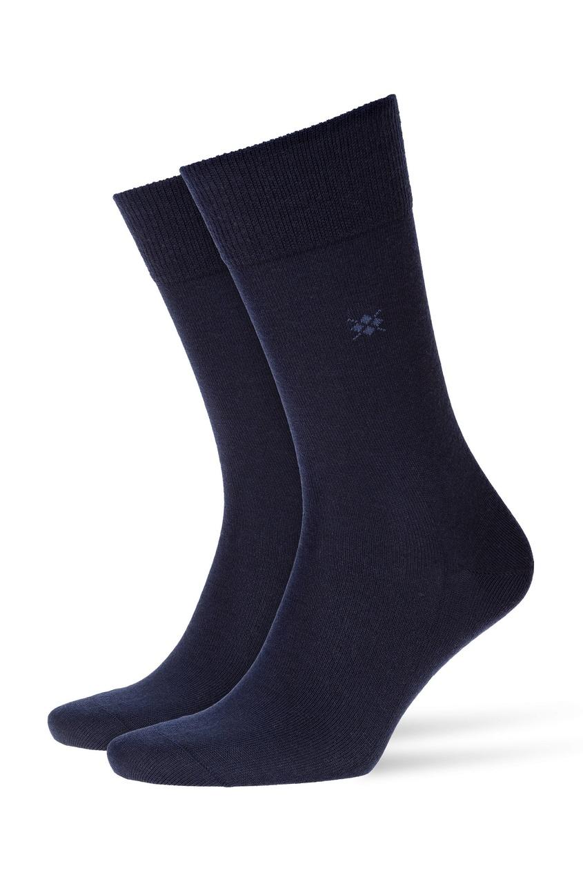 мужские носки burlington, фиолетовые