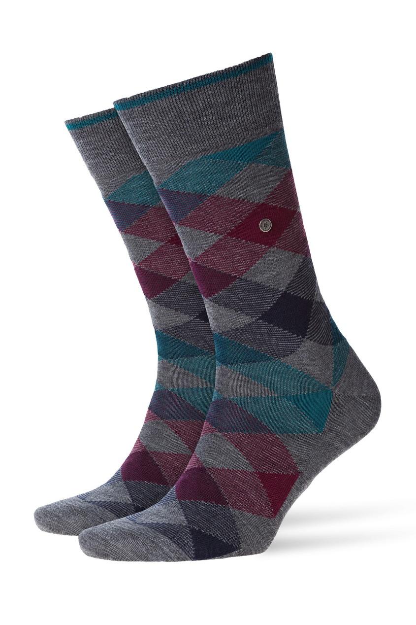 мужские носки burlington, серые