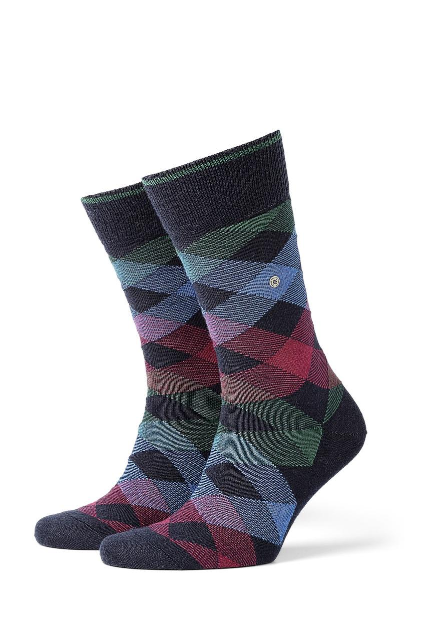 мужские носки burlington, синие