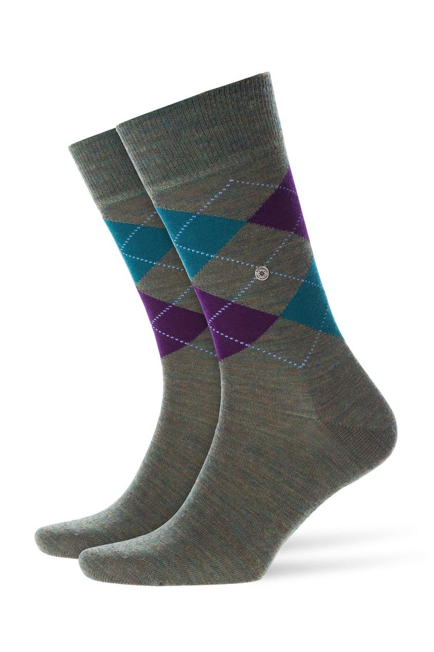 мужские носки burlington, зеленые