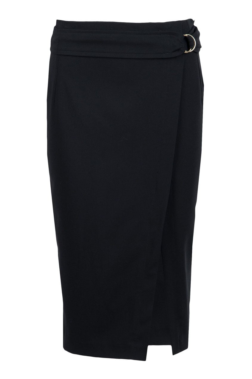 женская юбка-карандаш liu jo, черная