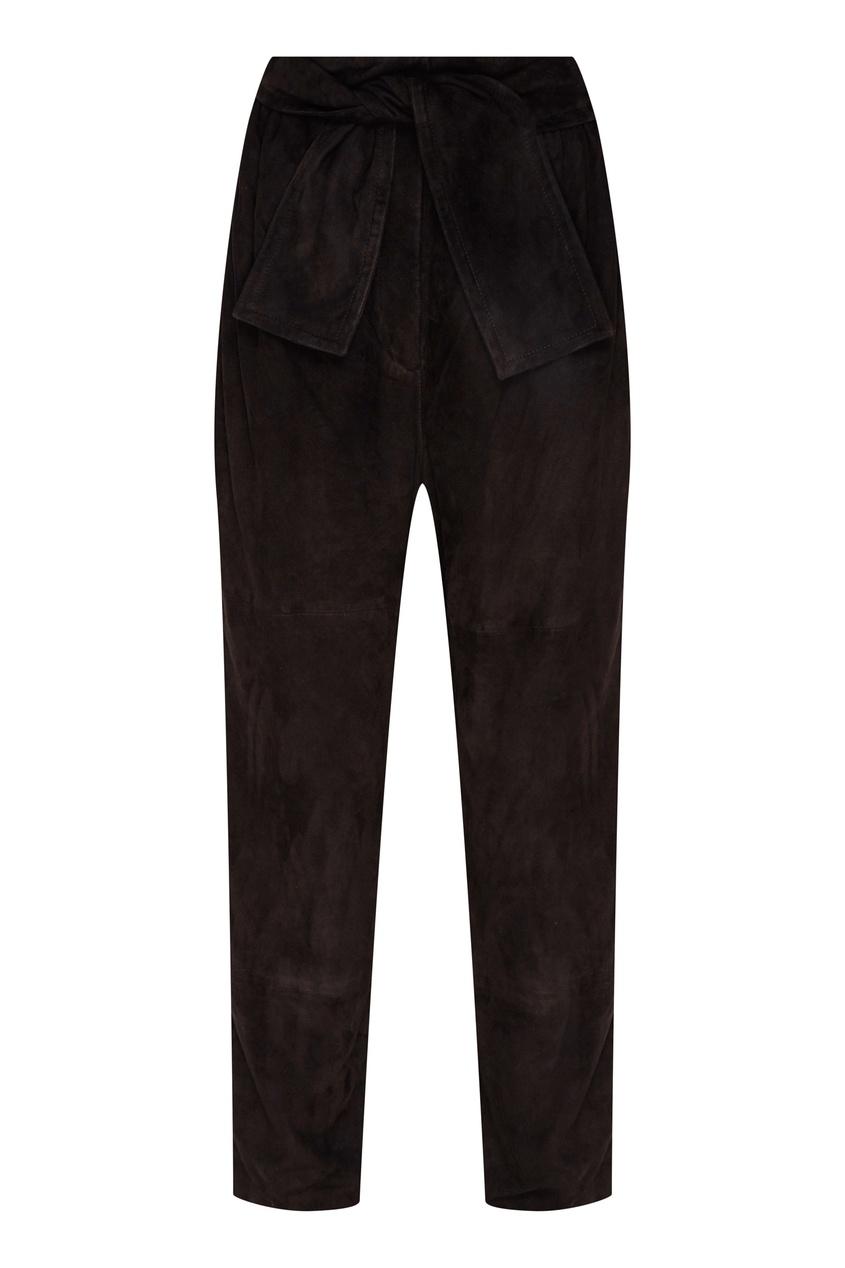 женские брюки zimmermann, черные