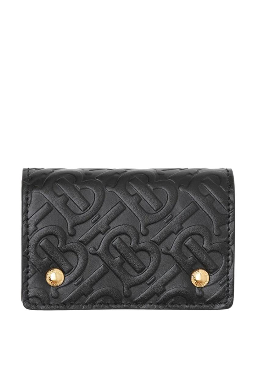женский кошелёк burberry, черный