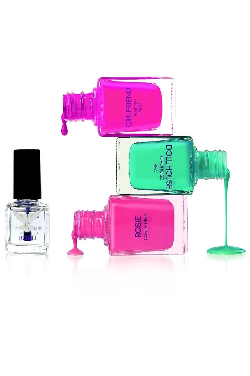 Набор лаков для ногтей Rose, Doll House, Girlfriend