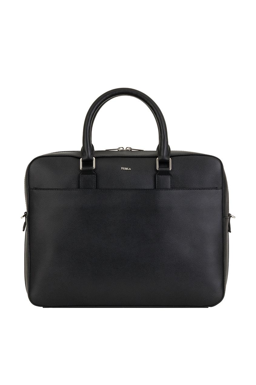 мужской портфель furla, черный