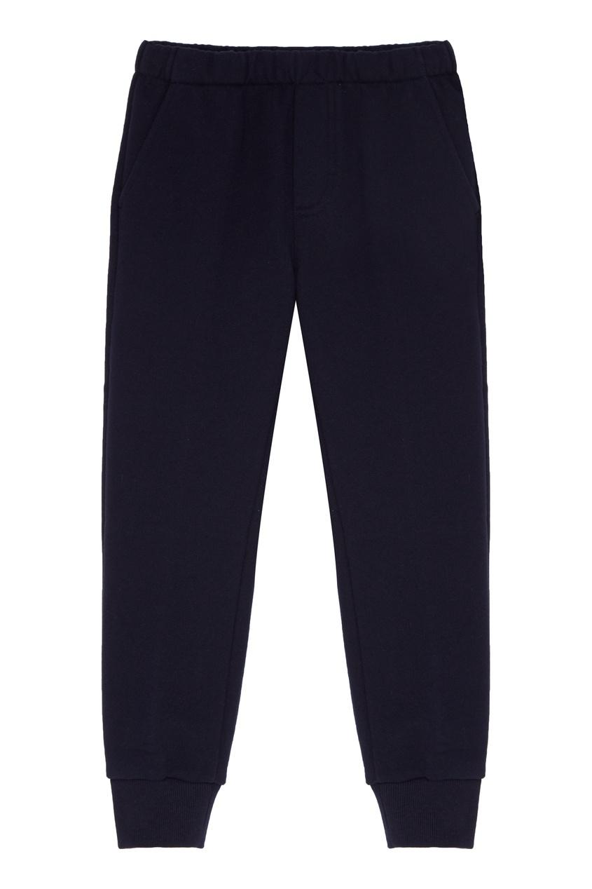 Синие спортивные брюки от Il Gufo