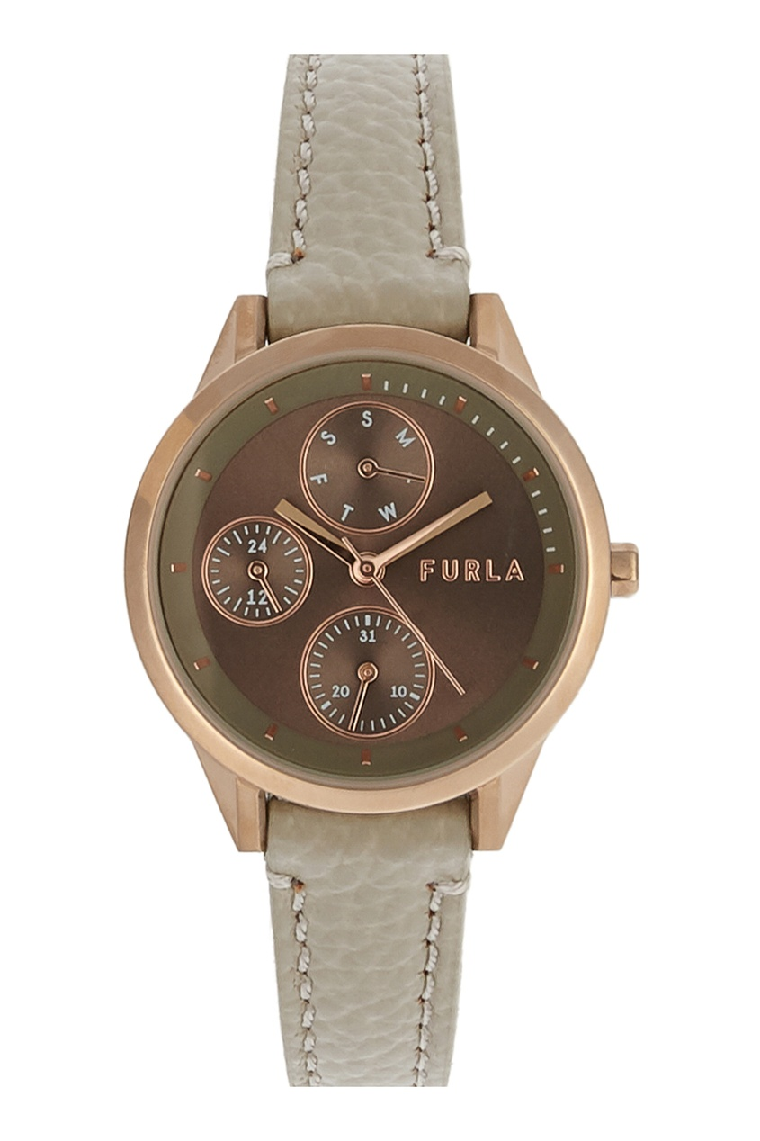 Часы Sport коричневого цвета