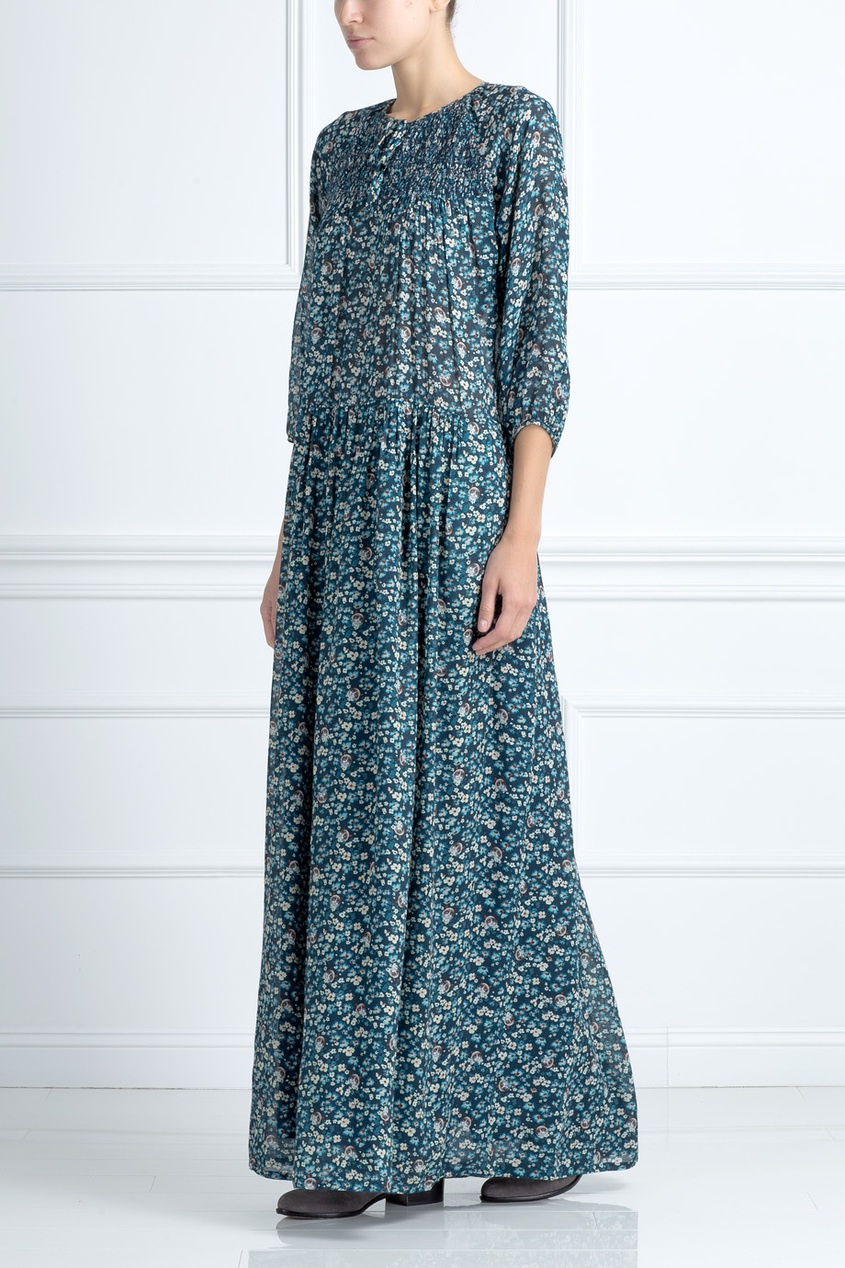 Платье в пол Chanterel