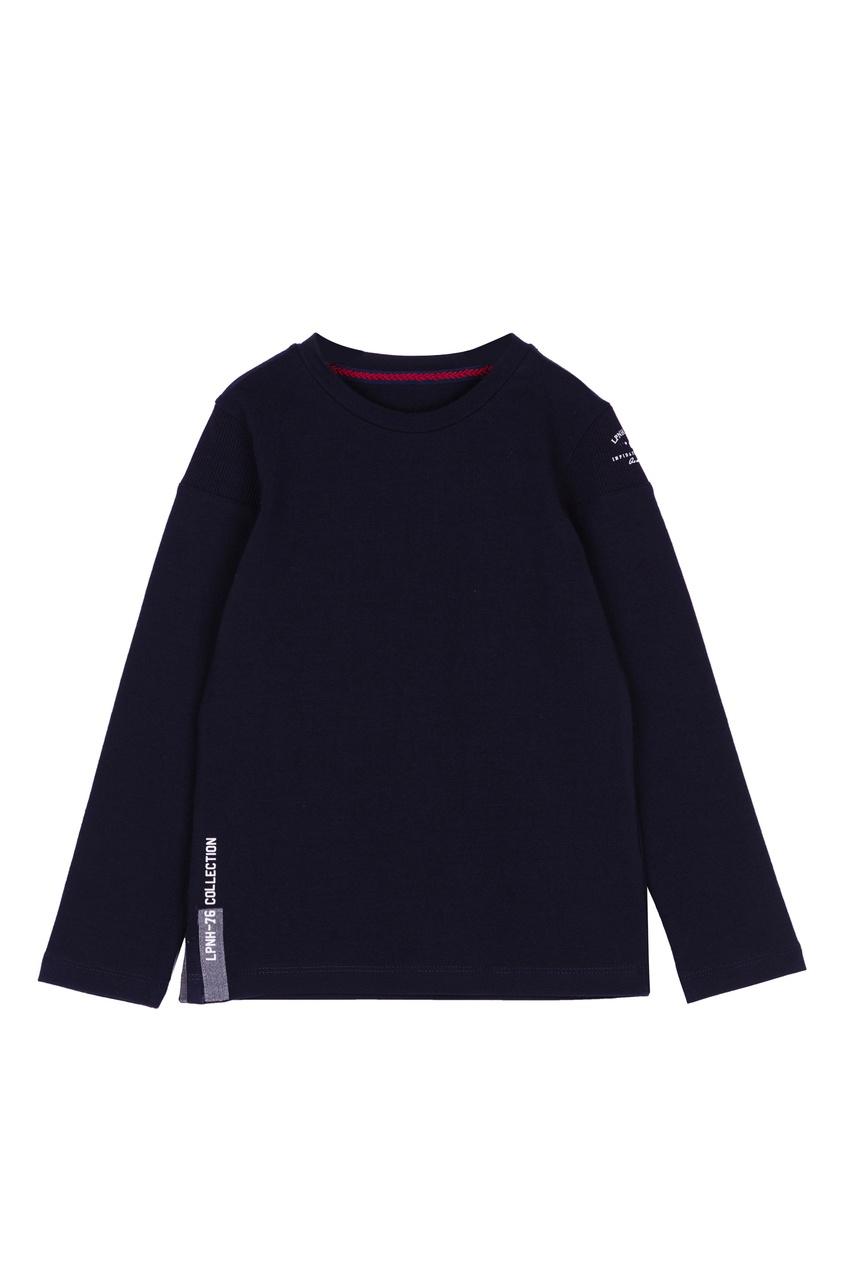 Темно-синий джемпер для мальчика от Lapin House