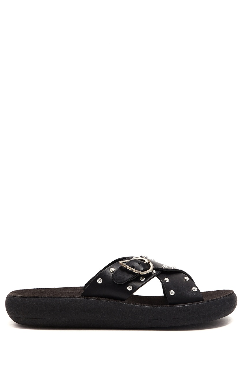 Черные пантолеты Pella Rivets Comfort