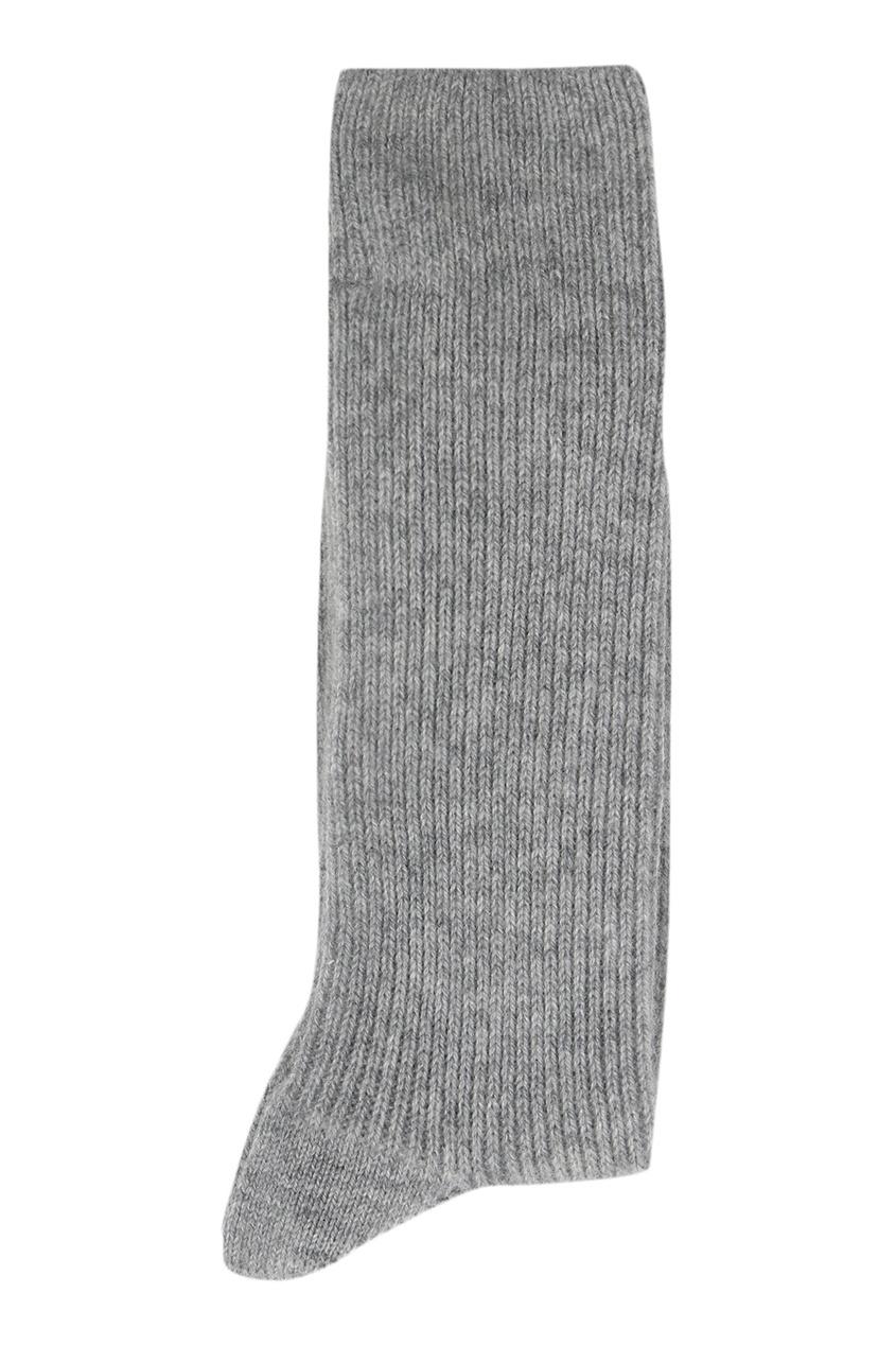 женские носки jil sander navy, серые