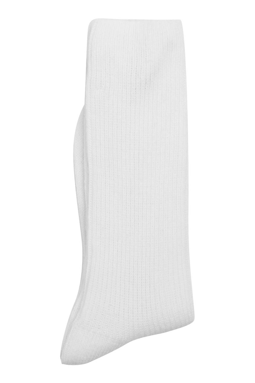 женские носки jil sander navy, белые