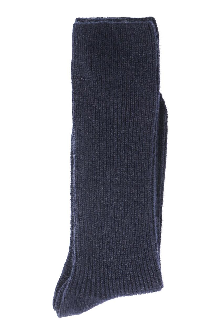 женские носки jil sander navy, синие
